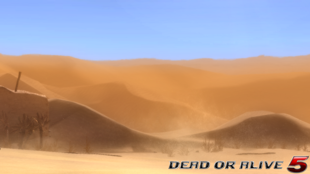 File:DOA5LR - Desert Wasteland- screen by AdamCray and AgnessAngel.png