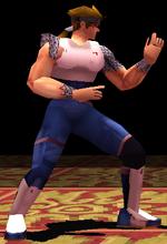 DOA1 Ryu C4