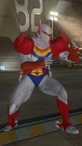 File:DOA5LR Tatsunoko Mashup Hayabusa Costume.jpg