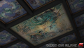 DOA5LR - Temple of the Dragon - Ceiling - screen by AdamCray and AgnessAngel