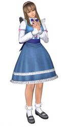 DOAD Render Hitomi Blue