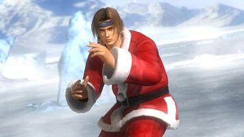 DOA5 Hayate Lil' Santas DLC