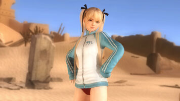 DOA5U Marie Rose Training