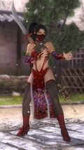 DOA5LR costume Ninja Clain Vol 2 Momiji