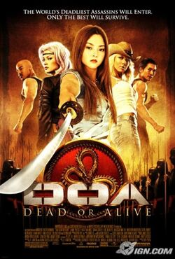 DOA Movie Promo Group