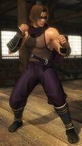 DOA5LR costume Ninja Clain Vol 3 Ein