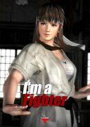 DOA5 Poster Hitomi