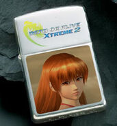 DOAX2 Zippo Kasumi