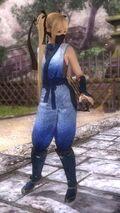 DOA5LR costume Ninja Clain VOL1 Marie Rose