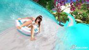 DOAX2 WaterSlide Hitomi 2