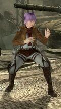 Ayane Attack on Titan Mashup