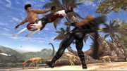 Jann Lee vs. Ryu