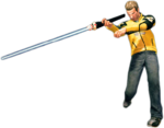 Dead rising laser sword alternate