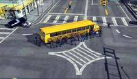 Dead rising 121 no genre copter pics surrounded bus (5)