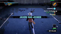 Dead rising 2 case 0 Handle with care broadsword have (7)
