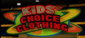 Kids' Choice Clothing PP Sticker