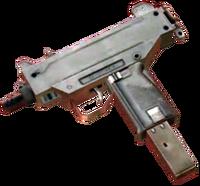 Dead rising Submachine Gun