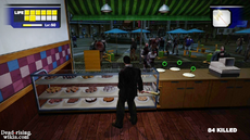 Dead rising infinity mode food