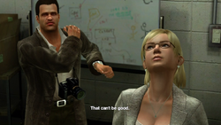 Dead rising Case 2-1 Kidnapping the Professor (2)