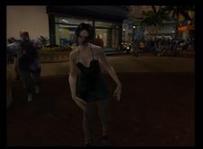 Cheryl Zombie Lookalike