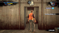 Dead rising 2 Case 0 safe house shack save point