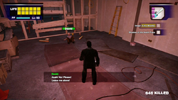 Dead rising shadow north plaza with toy laser sword 0 david talks