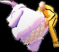Dead rising giant stuffed donkey ready 2