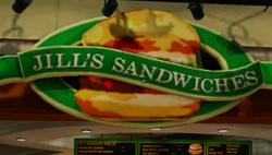 Jill's Sandwiches PP Sticker