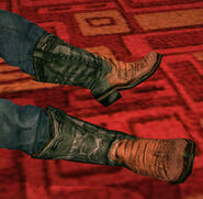 Dead rising toms boots