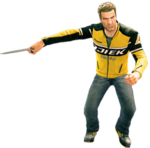 Dead rising chef knife combo