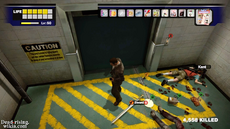 Dead rising infinity mode Kent warehouse