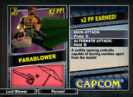Dead rising 2 combo card Parablower