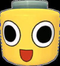 Dead rising Servbot Mask 2