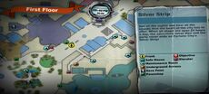Dead rising Paddlesaw poster map