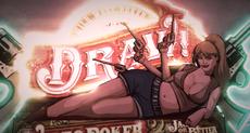 Dead rising Wild West Poker Draw 2