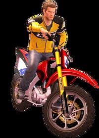 Dead rising motorbike main