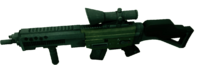 Dead rising Merc Assault Rifle 7