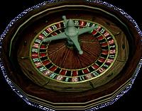 Dead rising Roulette Wheel
