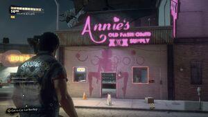 Annie's XXX Supply