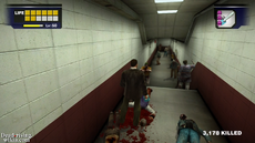 Dead rising infinity mode other security room zombies (2)