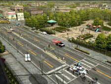 Dead rising main street beginning of game (12)