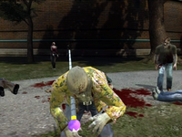 Dead rising rat stick throwing (7)