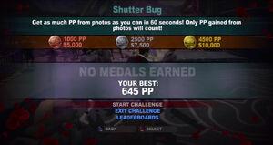 Dead rising Shutter Bug