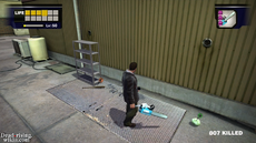 Dead rising infinity mode food rooftop cabbage (2)