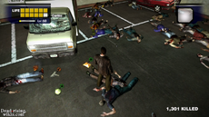 Dead rising infinity mode carlito delivery truck