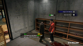 Dead rising barricade pair killing aaron (3)