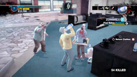 Dead rising 2 modern businessman painting justin tv (2)