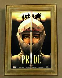Pride movie poster