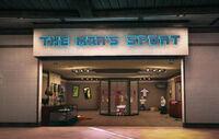 Dead rising The Man's Sport (Uranus Zone)