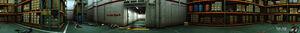 Dead rising warehouse PANORAMA